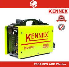 KENNEX 200amps ARC Inverter Welding Machine-IGBT inverter technology Heavy Duty