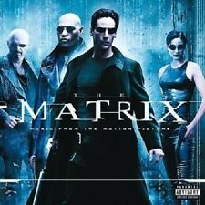 THE MATRIX SOUNDTRACK CD OST NEUWARE