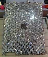 Luxury Handmade Bling clear Crystal Case Cover for Apple ipad Air 5 5th New