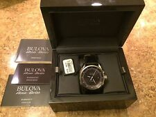 Bulova Accu-Swiss 63B188 Tellaro Mens Swiss Made Automatic Dress Watch