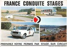 BF39608 racing bus france conduite stages  car voiture oldtimer
