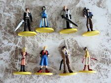 Final Fantasy VIII Prize Limited Coca Cola Figure x8 Squall Rinoa Quistis Zell