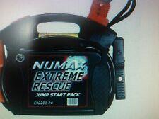 ER4400-12/24 - Numax Extreme Rescue Jump Start Pack Boost Pack 12 v and 24v volt