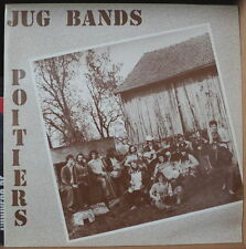 JUG BANDS 86  SWEET MAMA/LA GUINGUETTE A HUGUETTE FOLK FRENCH  LP