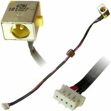 Connettore jack alimentazione Packard Bell EasyNote TM86 - NEW90 power connector