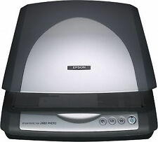 EPSON Perfection 2480 Foto Scanner piano