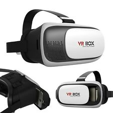 VR BOX 2.0 Headset Google Virtual Reality Glasses 3D with Bluetooth Control