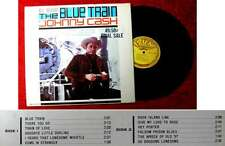 LP Johnny Cash: All Aboard The Blue Train (Sun LP 1270) US