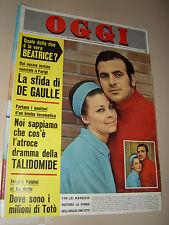 OGGI=1968/24=MAURIZIO ARENA=FLORIANO BODINI=PASSO LANCIANO=ASPRA=TV RAGAZZI=