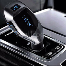 Bluetooth Auto Scan FM Transmitter SD/MMC/USB MP3 Musik Player Freisprechanlage