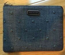 Marc By Marc Jacobs iPad Case - Navy Denim - New With Tags