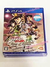 [Brand New] JoJo's Bizarre Adventure - Eyes of Heaven [PS4] [with DLC] [Japan]