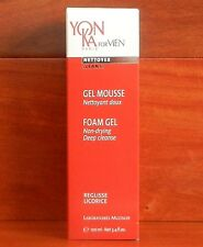 Yonka For Men Gel Mousse/ Foam Gel 3.4 oz 100 ML NEW
