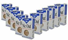 NIC-OUT Disposable Cigarette Filters, 10 Packs CUT THE TAR KEEP THE TASTE