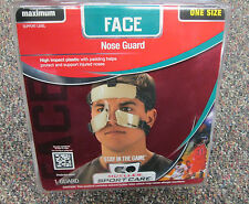 Mueller Face Nose Guard - One Size Fits All - Basketball Face Guard 440501