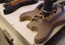 Musical Instrument Duplicator- Necks, Bodies, Guitar Cello Violin Parts