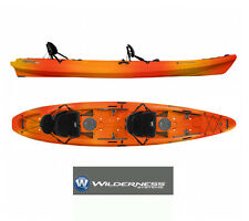 Wilderness Systems Tarpon 135 Tandem SOT Sit On Top Kayak, Double Rec or Fishing