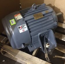 US Electrical 25 HP Premium Efficient Hostile Duty Motor ~ 230V ~ 1180 RPM