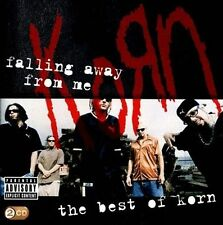 Falling Away from Me: The Best of Korn [PA] by Korn (CD, 2011, 2 Discs, Sony BM…