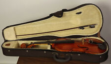 "Beautiful Hungarian Hermann Beyer 16"" Viola Outfit"