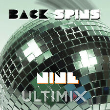 Back Spins 9 CD Ultimix Records Nirvana Stevie Wonder Garth Brooks Salt-n-Pepa