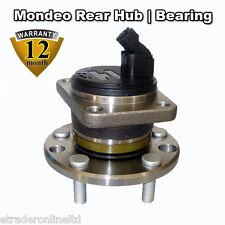 Ford Mondeo Mk3 2001 - 2007 Rueda Trasera teniendo, Hub & Abs Sensor. Nuevo Con Pernos