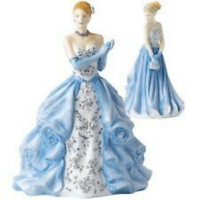 Royal Doulton Pretty Ladies Catherine 2013 Figure of Year with KATE DOUBLE NIB