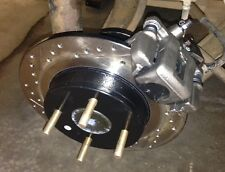 Datsun 240Z 260Z 280Z 1970-78 Rear Disc Brakes Disk Brake Conversion Upgrade 077