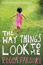 ROOPA FAROOKI __ THE WAY THINGS LOOK TO ME __ NEUF ____ FREEPOST UK