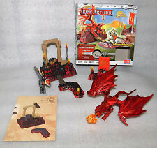 Gawain Dragon Duel Legend King Arthur 96113 Mega Bloks Battle Action MicroMotion