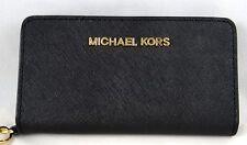 MICHAEL MICHAEL KORS BLACK GOLD SLIM TECH PHONE CASE,WRISTLET