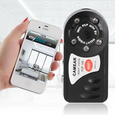 NEW For Android iPhone PC Mini Wifi IP Wireless Surveillance Camera Remote Cam L
