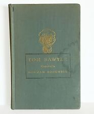 The Adventures of Tom Sawyer 1936 Heritage Press • Norman Rockwell Illustrations