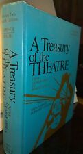 A Treasury of the Theatre: from Ibsen to Lowell, Vol. 2, 4th Edition, 1970