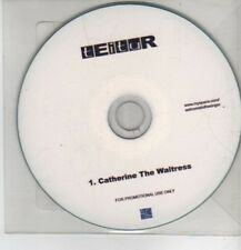 (CQ91) Teitur, Catherine The Waitress - 2009 DJ CD