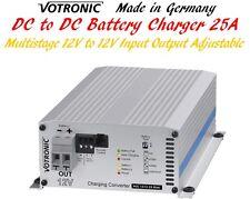 Votronic Multistage 12V-12V DC to DC Battery Charger Booster Charging Converter