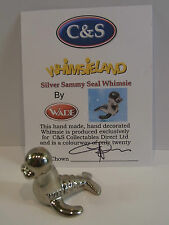 WADE WHIMSIE RARE SILVER SAMMY SEAL LE 20
