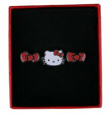 Hello Kitty Bow and Head 2 Finger Ring