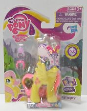 My Little Pony Crystal Princess Celebration Fluttershy Doll Figure NIP 3""