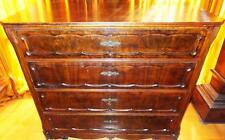 BIEDERMEIER EMPIRE KOMMODE NUSSBAUM ANTIK COMMODE ANTIQUE WALNUT 18 19 Jh 18th