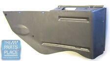 68-69 Camaro / Firebird Lower Convertible Rear Small Arm Rest / Ash Tray Panel -