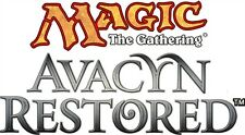 Magic the Gathering Avacyn Restored A Complete Set UNPLAYED