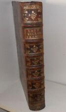 Héricourt: Les Loix Ecclésiastiques de France dans leur ordre naturel - 1748