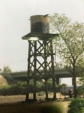 O Scale Structure Building Craftsman Kit   Water Tower Cistern Bakersfield
