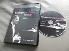 MICHALENGELI PLAYS DEBUSSY IMAGES BOOKS 1 & 2 CANOPES BRUYERES CHILDRENS CNR DVD