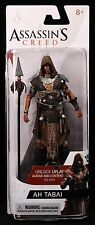 "2014 MCFARLANE TOYS ASSASSINS CREED SERIES 3 AH TABAI 6"" ACTION FIGURE MIB"