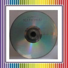 National 8.5GB Double Dual Layer DL Blank DVD DL 49 Pack
