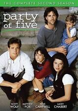 PARTY OF FIVE COMPLETE SECOND SEASON 2 - 4 DVD Set