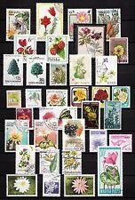 101377/ Blumen und Pflanzen - schönes Lot - o - nichts gerechnet - siehe scan