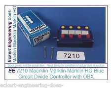 EE 7210 LN Marklin Control Box Circuit Divide Controller LikeNew Refurbished OBX